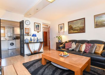Thumbnail 3 bed flat for sale in Milson Road, London