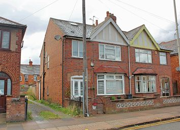 Thumbnail 3 bed semi-detached house for sale in St. Barnabas Road, Leicester