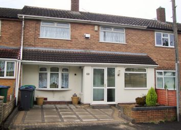 Thumbnail 3 bed terraced house to rent in Gordon Avenue, West Bromwich