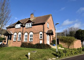Thumbnail 3 bed semi-detached house for sale in Pembroke Close, Burghfield Common, Reading