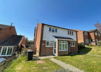 Thumbnail 2 bed semi-detached house to rent in Smith Close, Battle