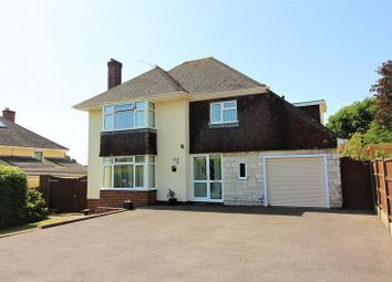 Thumbnail 3 bed detached house for sale in Mount Hindrance Lane, Chard