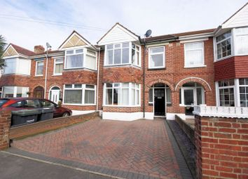 Thumbnail 3 bedroom terraced house for sale in Albemarle Avenue, Gosport
