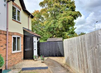 Thumbnail 2 bed end terrace house for sale in Kimbolton Close, Freshbrook, Swindon