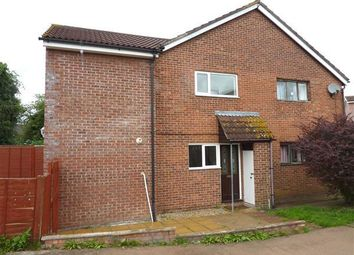 Thumbnail 2 bed semi-detached house to rent in Keats Road, Caldicot