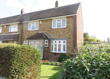 Thumbnail 3 bed end terrace house for sale in Waterson Road, Chadwell St Mary