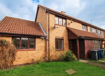 Thumbnail 3 bed semi-detached house for sale in Lingrey Court, Trumpington, Cambridge