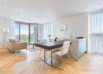 Thumbnail 1 bed flat for sale in Beckford Building, West Hampstead Square