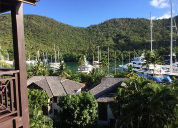 Thumbnail 2 bed apartment for sale in Luxury Marigot Apartment, Capella Hotel, Marigot Bay, Castries