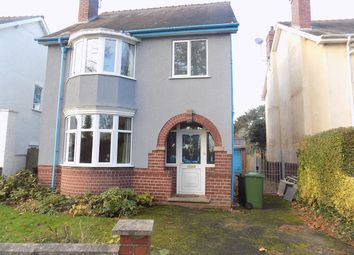 Thumbnail 3 bed detached house to rent in Lyndholm Road, Kidderminster