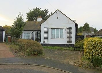 Thumbnail 2 bedroom detached bungalow for sale in Warnham Court Road, Carshalton