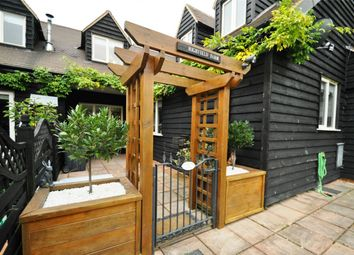 Thumbnail 2 bedroom mews house for sale in Highfield Farm, Mangrove Lane, Hertford