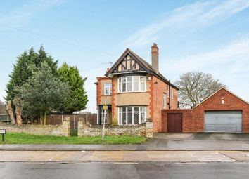 Thumbnail 5 bed detached house for sale in Elmfield Road, Dogsthorpe, Peterborough