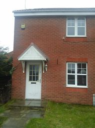 Thumbnail 3 bed semi-detached house to rent in Farndale Road, Bridlington