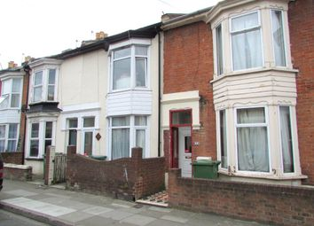 Thumbnail 2 bedroom terraced house for sale in Shearer Road, Fratton, Portsmouth