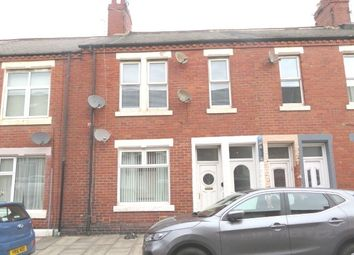 Thumbnail 3 bed flat for sale in Collingwood Street, South Shields