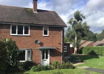 Thumbnail 3 bedroom semi-detached house for sale in Hayes Road, Arleston, Telford