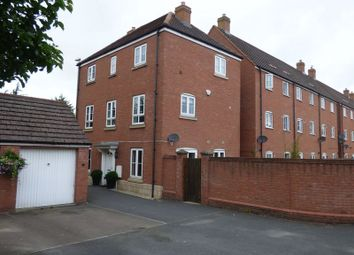 Thumbnail 4 bed detached house for sale in Atlas Court, Hempsted, Gloucester