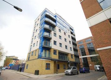 Thumbnail 2 bed flat for sale in Block Wharf, 20 Cuba Street, Canary Wharf