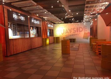 Thumbnail Retail premises to let in F&B And Street Food Units, Princes Quay Shopping Centre, Hull