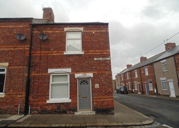 Thumbnail 2 bed end terrace house to rent in Tees Street, Horden, Peterlee
