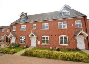 Thumbnail 3 bed terraced house for sale in The Furrows, Moulton, Northampton