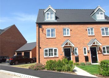 Thumbnail 4 bed semi-detached house for sale in Mitford Road, Boulton Moor, Derby