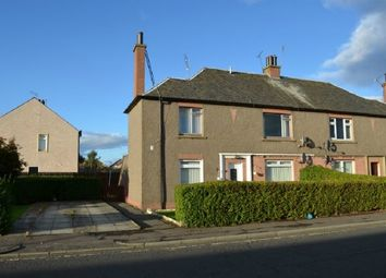 Thumbnail 3 bed flat to rent in Loanhead Avenue, Grangemouth