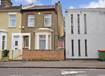 Thumbnail 3 bed end terrace house for sale in Cemetery Road, London