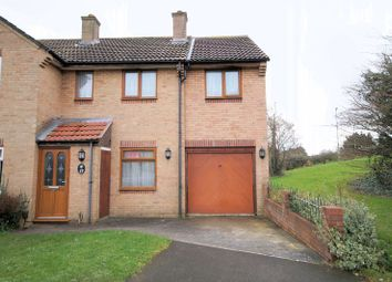 Thumbnail 3 bed semi-detached house for sale in Redwood Drive, Fareham