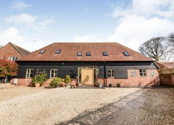 4 bed barn conversion for sale in Eastbury, Hungerford RG17