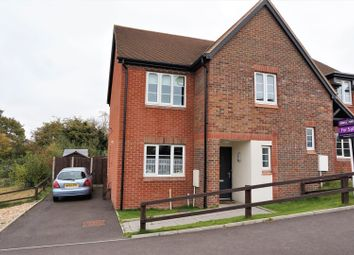 Thumbnail 3 bed semi-detached house for sale in Burnet Lane, Kings Worthy, Winchester