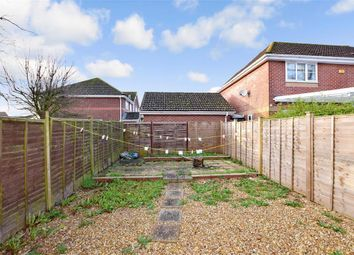Thumbnail 1 bed end terrace house for sale in Churchwood Drive, Tangmere, Chichester, West Sussex