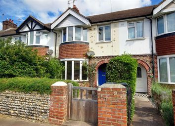 Thumbnail Terraced house for sale in Cottenham Road, Worthing, West Sussex