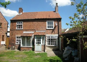 Thumbnail 1 bed cottage to rent in Town Street, Sutton, Retford