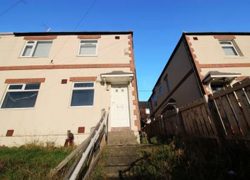 Thumbnail 3 bedroom flat for sale in Bilbrough Gardens, Newcastle Upon Tyne, Tyne And Wear