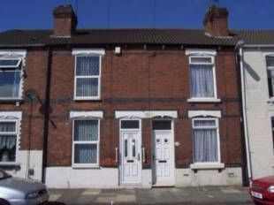Thumbnail 2 bedroom terraced house for sale in Charles Street, Town Centre, Doncaster