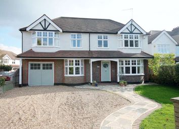 Thumbnail 6 bed detached house to rent in Cambridge Avenue, New Malden