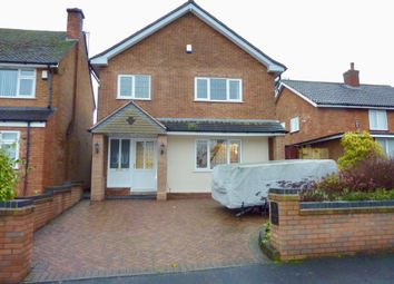 Thumbnail 3 bed detached house for sale in Montfort Road, Coleshill, Birmingham