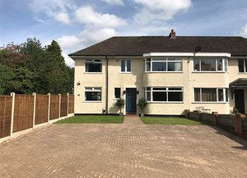 Thumbnail 4 bed semi-detached house for sale in Birmingham Road, Marlbrook, Bromsgrove