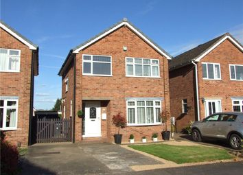 Thumbnail 3 bed detached house for sale in Collumbell Avenue, Ockbrook, Derby