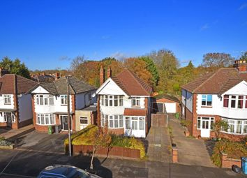 Thumbnail 3 bed detached house for sale in Shanklin Drive, South Knighton, Leicester