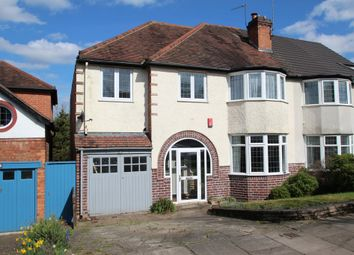 Thumbnail 5 bed semi-detached house for sale in Pereira Road, Harborne, Birmingham