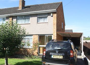 Thumbnail 3 bedroom semi-detached house to rent in Rookery Way, Whitchurch, Bristol