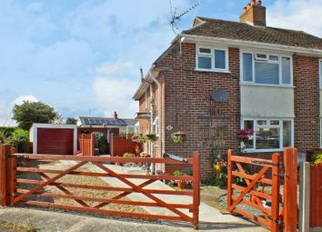 Thumbnail 2 bed semi-detached house for sale in Densole Way, Densole