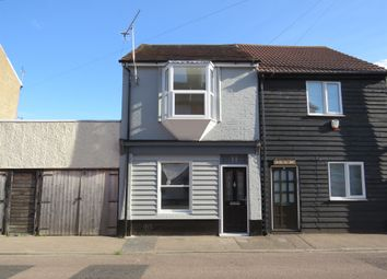 Thumbnail 3 bed semi-detached house for sale in Ingestre Street, Harwich