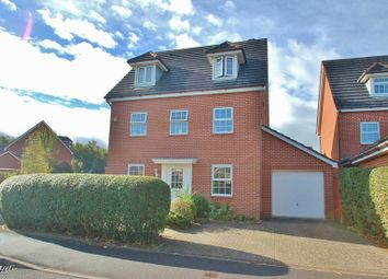 Thumbnail 5 bed detached house for sale in Charlotte Drive, Priddy's Hard, Gosport