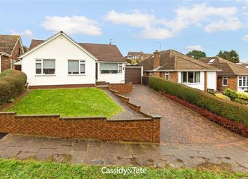 Thumbnail 3 bed detached bungalow for sale in Butt Field View, St Albans, Hertfordshire
