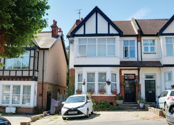 Thumbnail 1 bed flat for sale in Manor Road, Westcliff-On-Sea