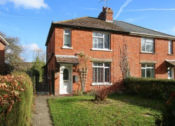 Thumbnail 3 bed semi-detached house for sale in Kings Close, Letcombe Regis, Wantage